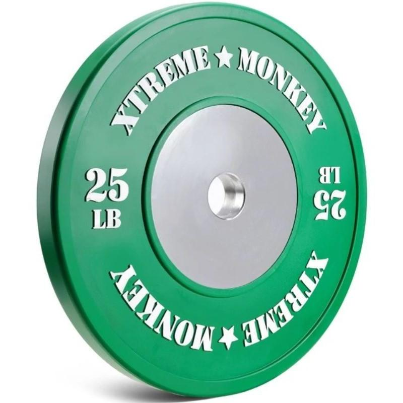 Xtreme Monkey ELITE Competition Colored Bumper Plates XM-5268