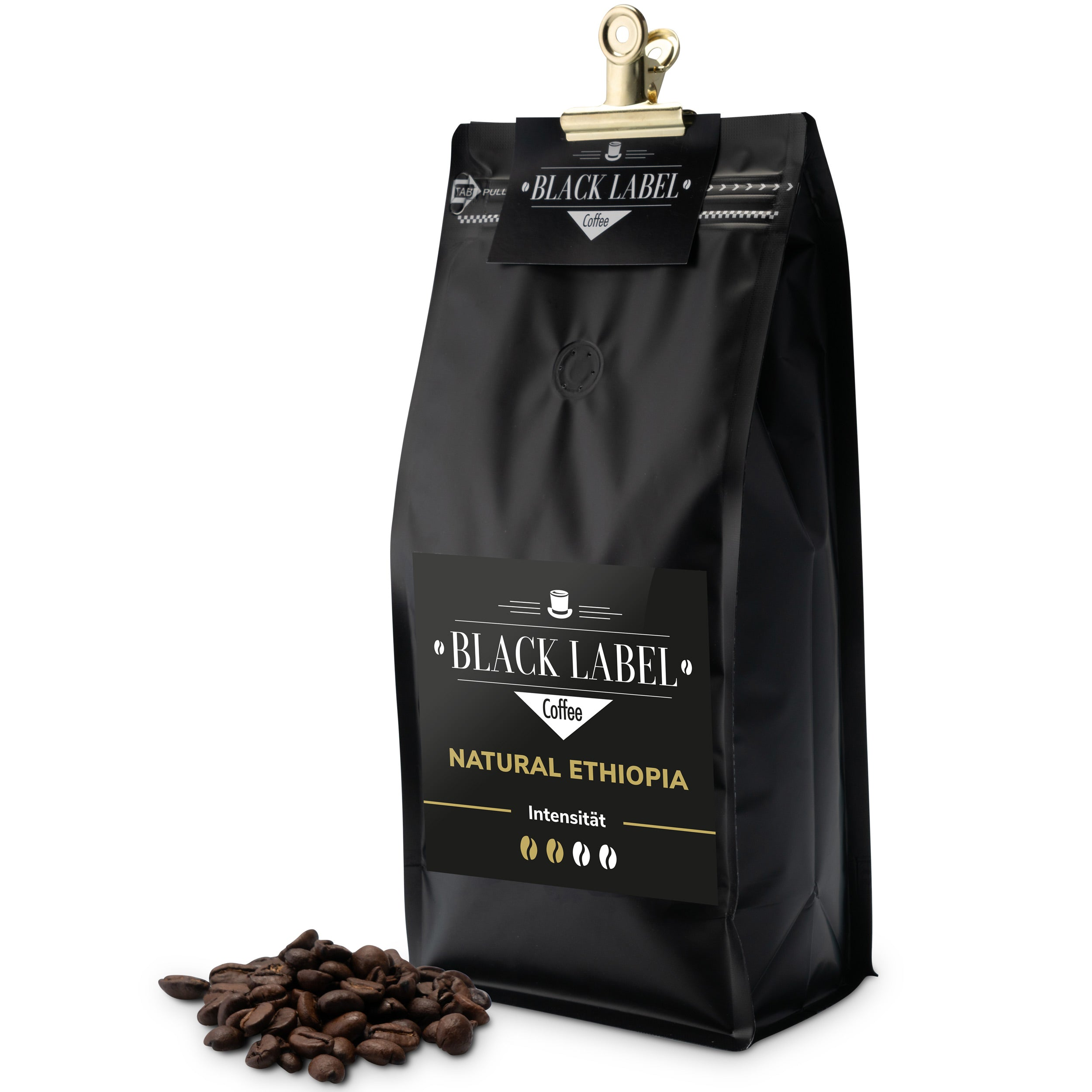 Natural Ethiopia von Black Label Coffee