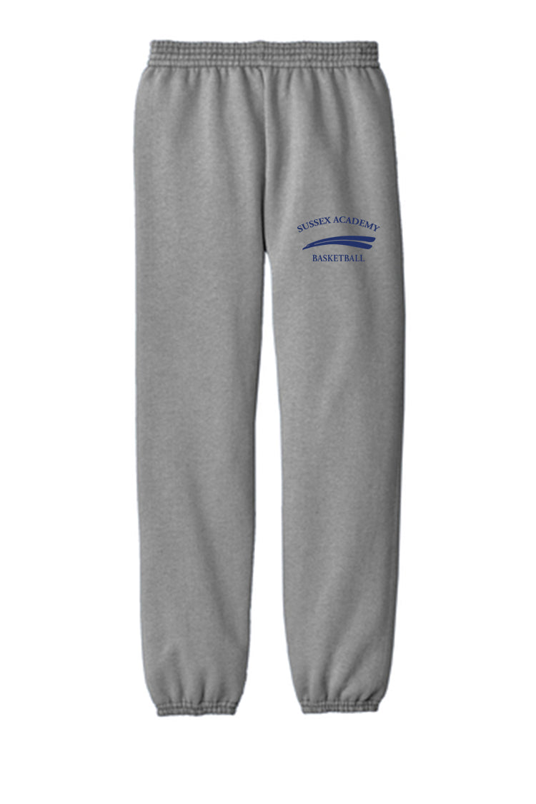 Port & Company - Cuffed Bottom Sweatpants (YOUTH)