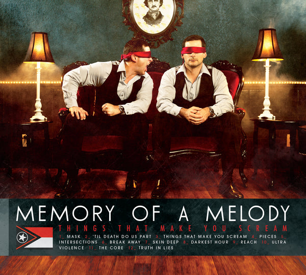 Memory of a Melody - Things That Make You Scream CD