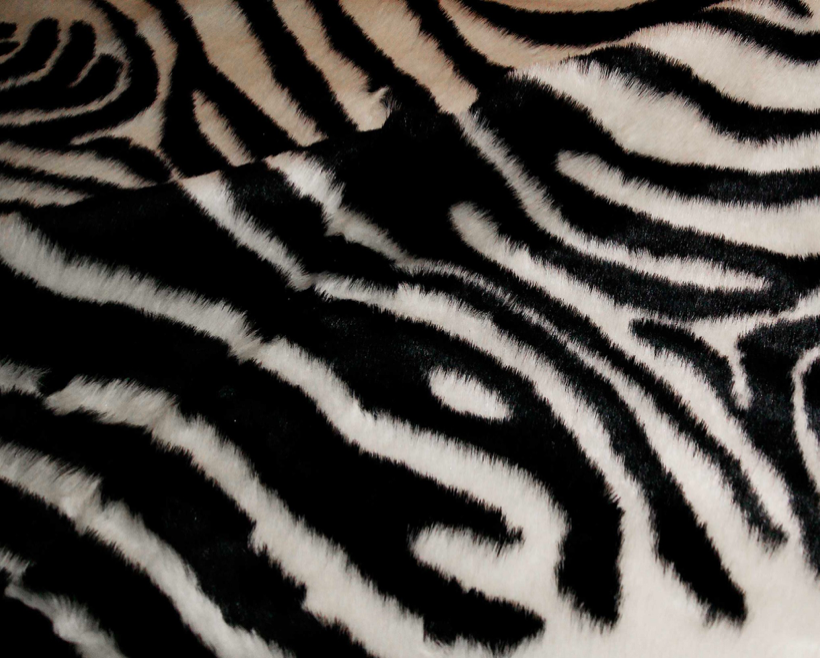 Trendy Large Leopard Print Carpet 5'x8' Faux Cowhide Rug Animal Print Carpet Area 100% Animal-Free