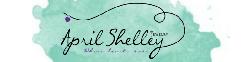 April Shelley Jewelry logo