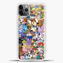 Load image into Gallery viewer, Animal Crossing All Character iPhone 11 Pro Max Case