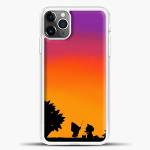 Animal Crossing Duks Cartoon iPhone 11 Pro Max Case, White Plastic Case | casedilegna.com