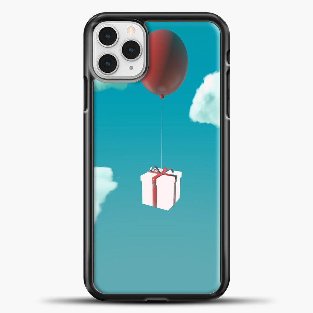 Animal Crossing Flying Gifts iPhone 11 Pro Case, Black Plastic Case | casedilegna.com