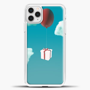 Animal Crossing Flying Gifts iPhone 11 Pro Case, White Plastic Case | casedilegna.com