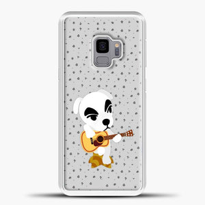 Animal Crossing Kk Slider Grey Samsung Galaxy S9 Case