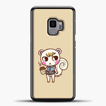 Load image into Gallery viewer, Animal Crossing Marshal Samsung Galaxy S9 Case