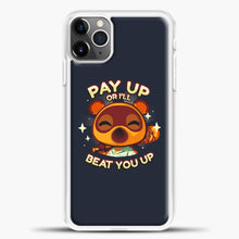 Load image into Gallery viewer, Animal Crossing Pay Up iPhone 11 Pro Max Case