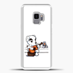 Animal Crossing Playing The Guitar Samsung Galaxy S9 Case