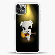 Load image into Gallery viewer, Animal Crossing Stage iPhone 11 Pro Max Case, White Plastic Case | casedilegna.com
