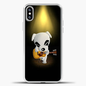 Animal Crossing Stage iPhone XS Max Case, White Plastic Case | casedilegna.com