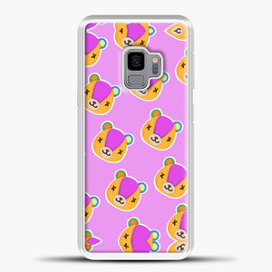 Animal Crossing Stitches Samsung Galaxy S9 Case