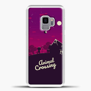 Animal Crossing The Evening Samsung Galaxy S9 Case
