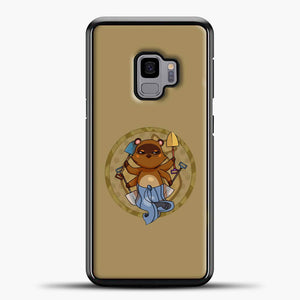Animal Crossing Vishnook Tom Nook Samsung Galaxy S9 Case