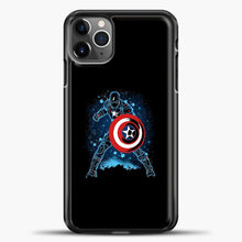 Load image into Gallery viewer, Avengers Endgame iPhone 11 Pro Max Case, Black Plastic Case | casedilegna.com