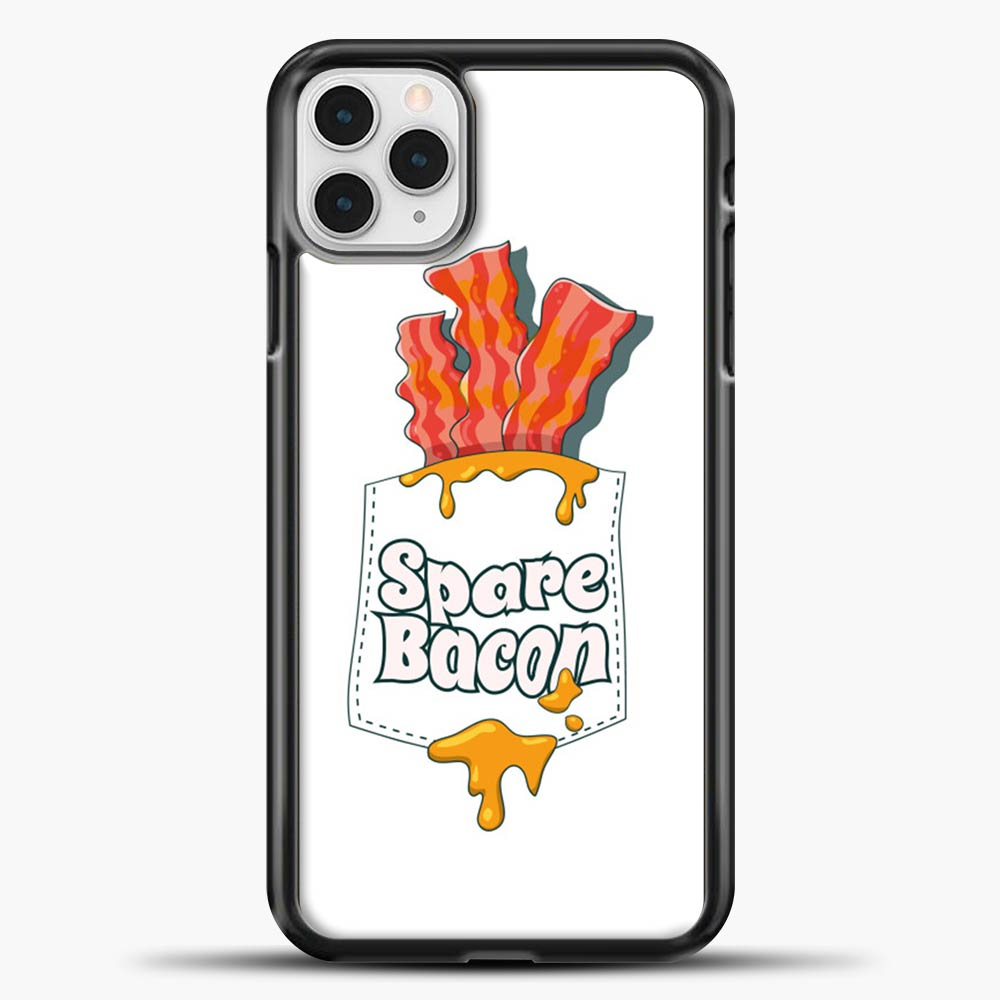Bacon Helps Spare iPhone 11 Pro Case