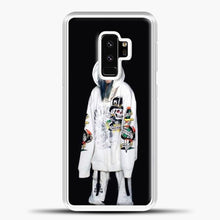 Load image into Gallery viewer, Billie Eilish White Jacket Samsung Galaxy S9 Plus Case, White Plastic Case | casedilegna.com