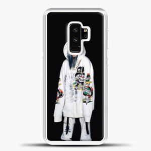 Billie Eilish White Jacket Samsung Galaxy S9 Plus Case, White Plastic Case | casedilegna.com