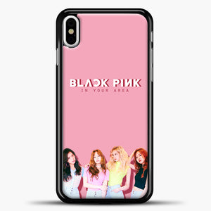 Blackpink BP iPhone X Case, Black Plastic Case | casedilegna.com