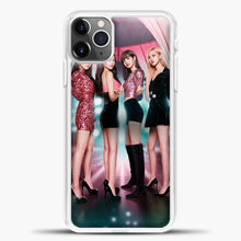 Load image into Gallery viewer, Blackpink Blink iPhone 11 Pro Max Case, White Plastic Case | casedilegna.com