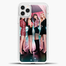 Load image into Gallery viewer, Blackpink Blink iPhone 11 Pro Case, White Plastic Case | casedilegna.com