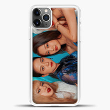 Load image into Gallery viewer, Blackpink Cover Photo iPhone 11 Pro Max Case, White Plastic Case | casedilegna.com