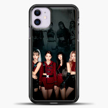Load image into Gallery viewer, Blackpink Kill This Love Cover iPhone 11 Case, Black Plastic Case | casedilegna.com