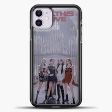 Load image into Gallery viewer, Blackpink Kill This Love iPhone 11 Case, Black Plastic Case | casedilegna.com