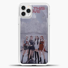 Load image into Gallery viewer, Blackpink Kill This Love iPhone 11 Pro Case, White Plastic Case | casedilegna.com
