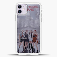 Load image into Gallery viewer, Blackpink Kill This Love iPhone 11 Case, White Plastic Case | casedilegna.com