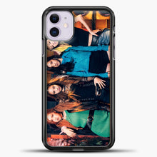Load image into Gallery viewer, Blackpink Rock iPhone 11 Case, Black Plastic Case | casedilegna.com