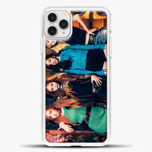 Load image into Gallery viewer, Blackpink Rock iPhone 11 Pro Case, White Plastic Case | casedilegna.com