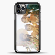 Load image into Gallery viewer, Blackpink Summer iPhone 11 Pro Max Case, Black Plastic Case | casedilegna.com
