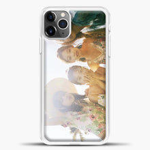 Load image into Gallery viewer, Blackpink Summer iPhone 11 Pro Max Case, White Plastic Case | casedilegna.com