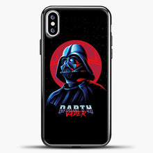Load image into Gallery viewer, Darth Vader iPhone XS Case
