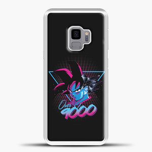 Dragon Ball Z 80s Over 9000 Samsung Galaxy S9 Case