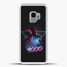 Load image into Gallery viewer, Dragon Ball Z 80s Over 9000 Samsung Galaxy S9 Case