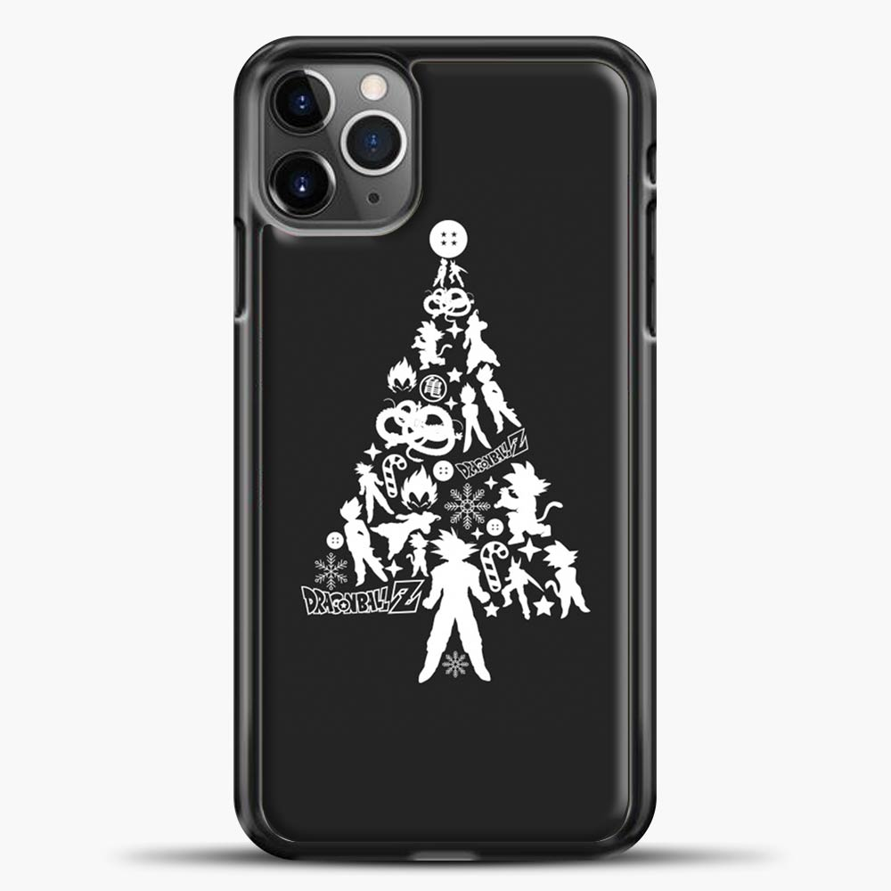 Dragon Ball Z Christmast iPhone 11 Pro Max Case