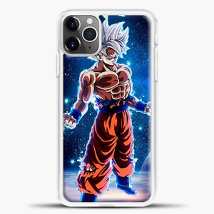 Dragon Ball Z Galaxy Background iPhone 11 Pro Max Case
