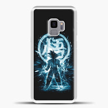 Load image into Gallery viewer, Dragon Ball Z Storm Black Background Samsung Galaxy S9 Case