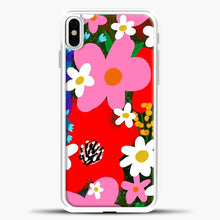 Load image into Gallery viewer, Flower Power iPhone X Case