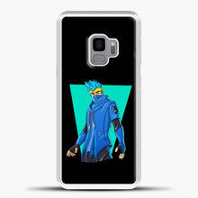 Load image into Gallery viewer, Fortnite Black Background Samsung Galaxy S9 Case