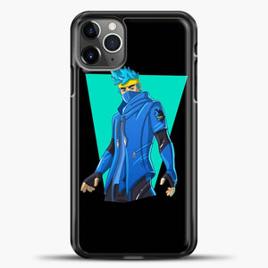 Fortnite Black Background iPhone 11 Pro Max Case