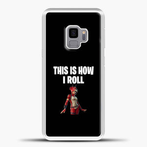Fortnite Red Skin Character Samsung Galaxy S9 Case