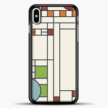 Load image into Gallery viewer, Frank lloyd wright S02 iPhone X Case