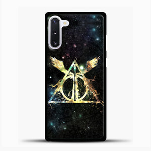 Gryffindor  Galaxy Background Samsung Galaxy Note 10 Case