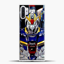 Load image into Gallery viewer, Gundam Blue Samsung Galaxy Note 10 Plus Case