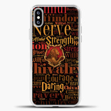 Load image into Gallery viewer, Harry Potter Movie iPhone XS Max Case, White Plastic Case | casedilegna.com