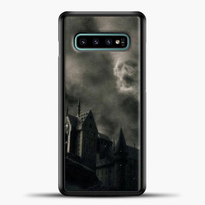 Harry Potter Old Building Samsung Galaxy S10e Case, Black Plastic Case | casedilegna.com